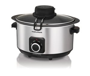 Slow cooker Morphy Richards Sear, Stew and Stir