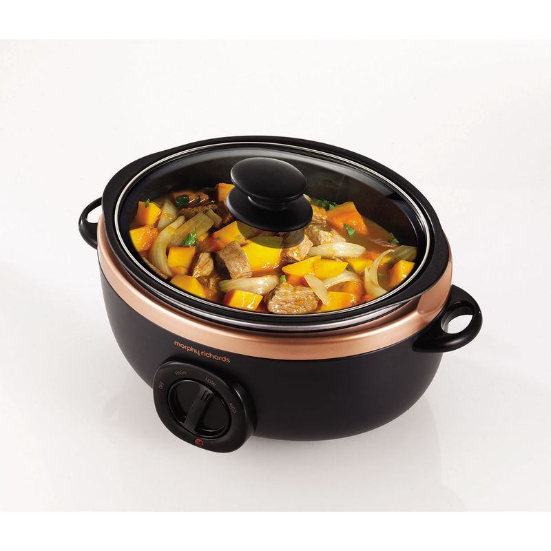 Slow-cooker-Morphy-Richards-Sear-and-Stew-460016-Rose-Gold-